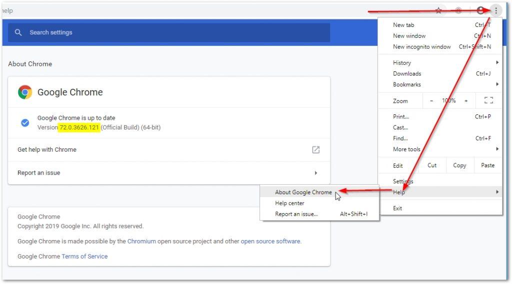 Google Chrome Update Zero Day Exploit CVE-2019-5786