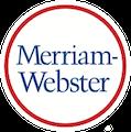 merriam-webster dictionary logo